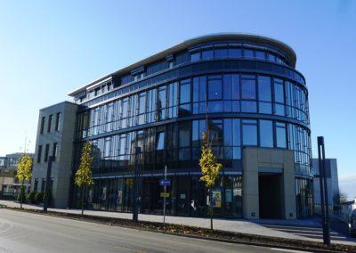 Neubau eines Bürogebäudes in Bitburg