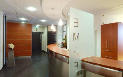 Arztpraxis im Ärztehaus in Bitburg