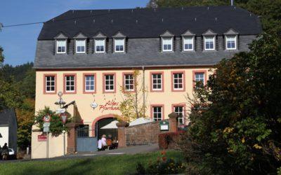 Sanierung, Umbau, Umnutzung des ehem. Pfarrhauses Auw a. d. Kyll
