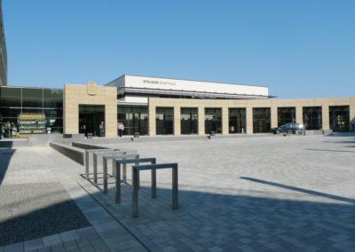Neubau einer Stadthalle in Bitburg