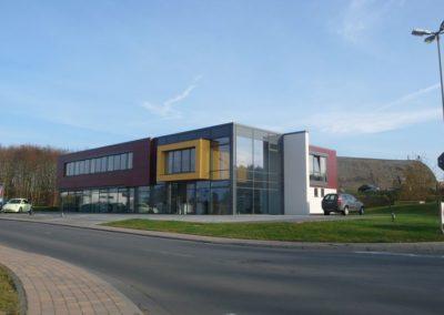 Neubau eines Verwaltungsgebäudes in Bitburg