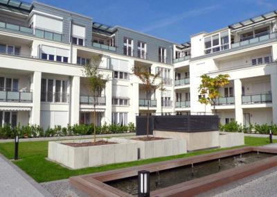 Neubau eines Wohn- und Geschäftshauses in Wittlich