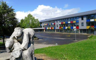 Energetische Sanierungs- und Brandschutzmaßnahmen an der St-Marien-Grundschule in Speicher