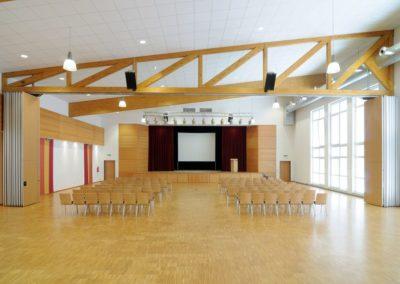 """Neubau eines """"Multifunktionalen Gebäudes"""" mit öffentlicher und gewerblicher Nutzung in Irrel"""