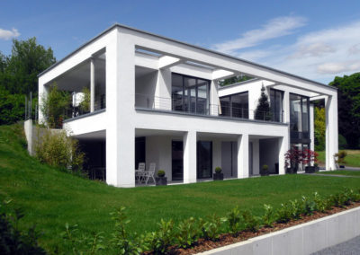 Neubau eines Wohnhaus in Bitburg