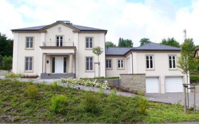 Neubau eines Wohnhauses in Stadtkyll