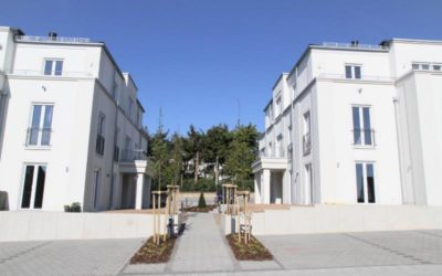 Neubau einer Wohnanlage in Bitburg