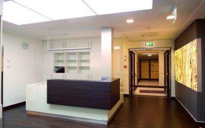 Ausbau der Radiologie im Krankenhaus Bitburg