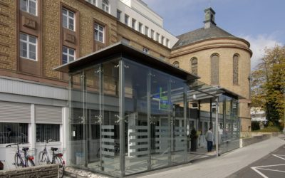 Neugestaltung Marienhausklinik Bitburg