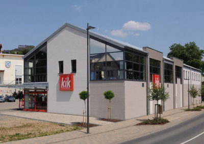 """Neubau eines """"Multifunktionalen Gebäudes"""" in Irrel"""
