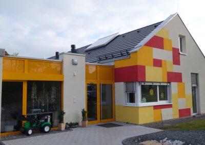 Umbau und Erweiterung der Kindertagesstätte in Spangdahlem