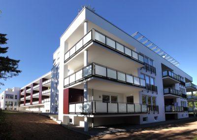 Neubau eines Wohn- und Geschäftshauses in Bitburg