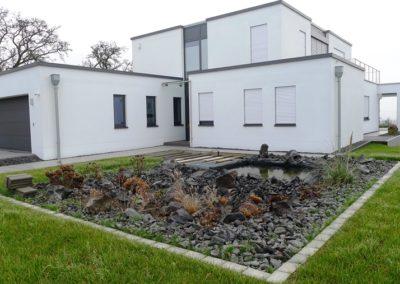 Neubau eines Wohnhauses in Orenhofen