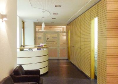 Neueinrichtung Steuerkanzlei in Bitburg
