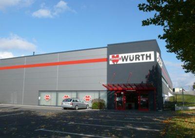 Neubau Großhandels-Verkaufsniederlassung in Bitburg