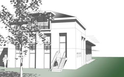 Neubau der Rettungswache in Neuerburg