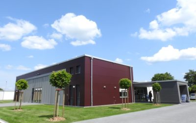 Konversionsmaßnahme ehem. Hauptschule Idenheim