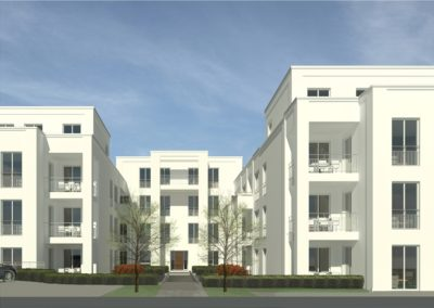 Neubau einer Wohnanlage in Bollendorf