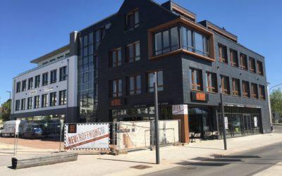 Neubau eines Geschäftshauses in Wittlich