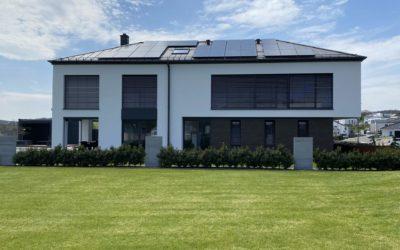 Neubau eines Wohnhauses in Bitburg-Stahl
